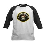 Moreno Valley Gang Task Force Kids Baseball Jersey