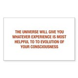 universe will... - Decal