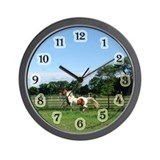Wall Clock - Bubba