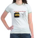 Ancient Torture Devices-2 Jr. Ringer T-Shirt