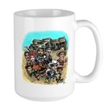 Official GUNSMOKE 55th Anniversary Mug