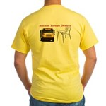 Ancient Torture Devices-2 Yellow T-Shirt