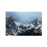 Rocky Mountain Beauty Rectangle Magnet