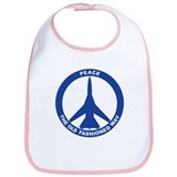 FB-111A Peace Sign Bib