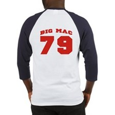 """Big Mac"" Baseball Jersey"
