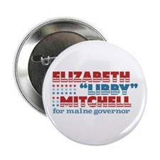 """Mitchell for Governor 2.25"""" Button (10 pack)"""