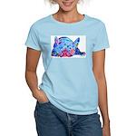 French Bulldog Frenchies Women's Light T-Shirt