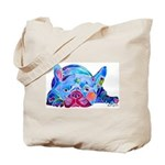 French Bulldog Frenchies Tote Bag