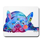 French Bulldog Frenchies Mousepad