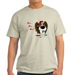 Papillon Santa's Cookies Light T-Shirt