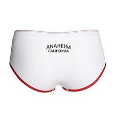 Anaheim Women's Boy Brief