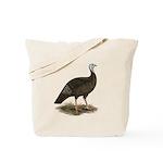 Turkey: Eastern Wild Hen Tote Bag