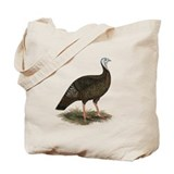 Turkey: Eastern Wild Hen Tote Bag