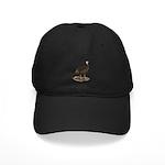 Turkey: Eastern Wild Hen Black Cap