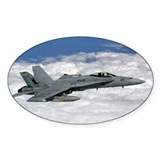 U.S. Navy F/A-18C Hornet Decal