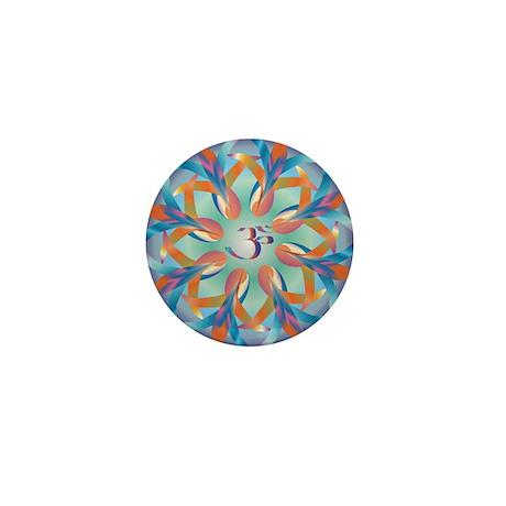 OM AUM Mini Button (10 pack)