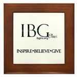 IBG, Inc. Framed Tile