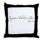 IBG, Inc. Throw Pillow
