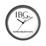 IBG, Inc. Wall Clock