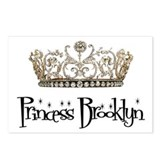 Princess Brooklyn Postcards (Package of 8)