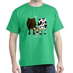 Corgi - I Herd... Dark T-Shirt