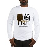Corgi - I Herd... Long Sleeve T-Shirt