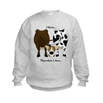 Corgi - I Herd... Kids Sweatshirt