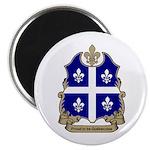 Proud Quebecoise Magnet
