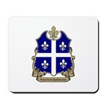 Proud Quebecoise Mousepad
