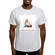 Little Britain - Ash Grey T-Shirt