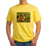Friends and Family Yellow T-Shirt