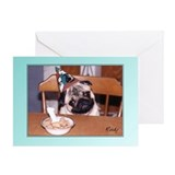 Rudy B-Day Greeting Card