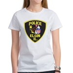 Elgin Illinois Police Women's T-Shirt