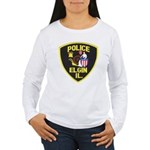 Elgin Illinois Police Women's Long Sleeve T-Shirt
