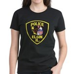 Elgin Illinois Police Women's Dark T-Shirt