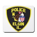 Elgin Illinois Police Mousepad