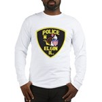 Elgin Illinois Police Long Sleeve T-Shirt