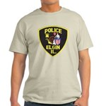 Elgin Illinois Police Light T-Shirt