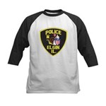 Elgin Illinois Police Kids Baseball Jersey