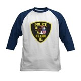 Elgin Illinois Police Tee