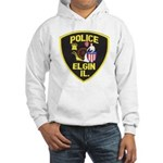 Elgin Illinois Police Hooded Sweatshirt