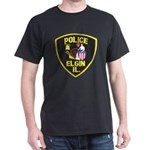 Elgin Illinois Police Dark T-Shirt