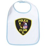 Elgin Illinois Police Bib