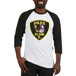 Elgin Illinois Police Baseball Jersey