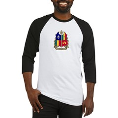 CREOLE Shield Baseball Jersey