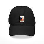 CREOLE Shield Black Cap
