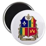 CREOLE Shield Magnet