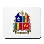 CREOLE Shield Mousepad