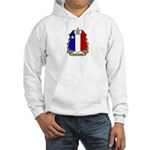 Fier Acadien Hooded Sweatshirt
