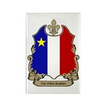 Fier Acadien Rectangle Magnet (100 pack)